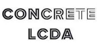 logo concrete LCDA